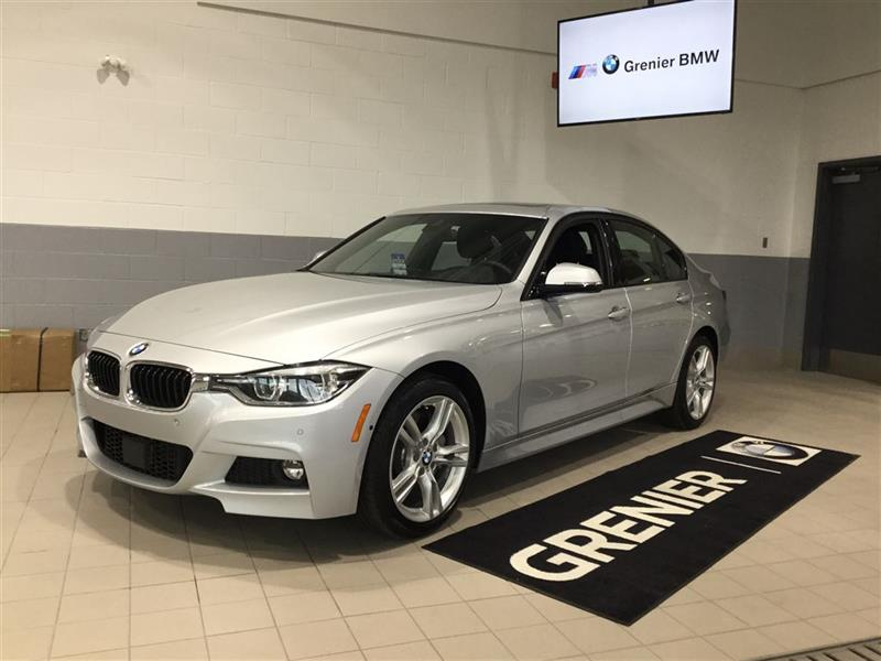 BMW 330I 2017 xDrive+Msportline+essentiel+Phare LED+0.9% #170016G