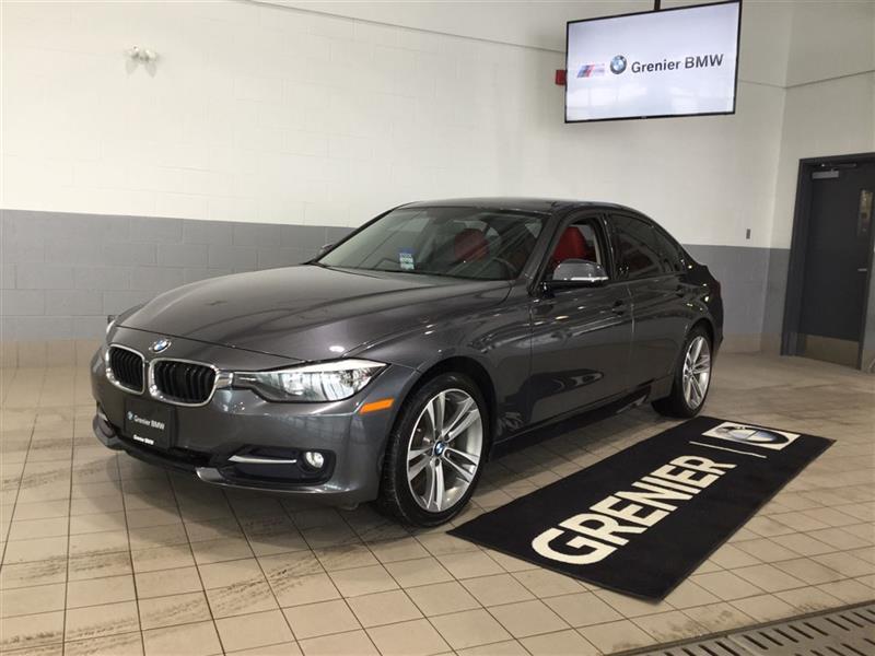 BMW 320I 2014 Sportline+Groupe navigation+Navigation+Cuir dakota #B0245