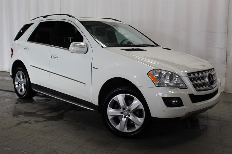 Mercedes-Benz ML350 2010 BlueTEC 4MATIC DIESEL #U17-403B