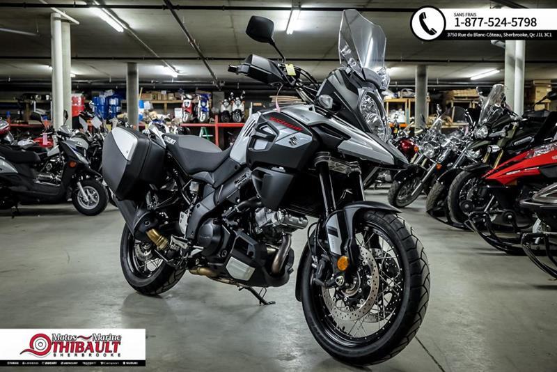 Suzuki V-Strom 1000 XT 2018
