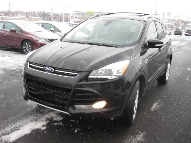 2013 Ford Escape Titanium #H629A