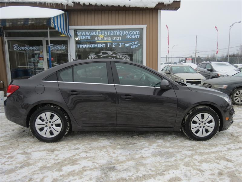 Chevrolet Cruze Limited 2016 4dr Sdn LS w-1LS #3950