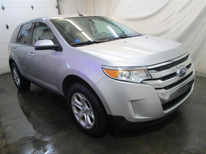 Ford EDGE 2013 4dr SEL FWD #8-0105