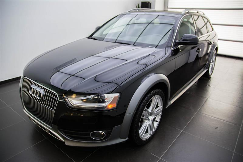 Audi A4 allroad Sport Package 2015