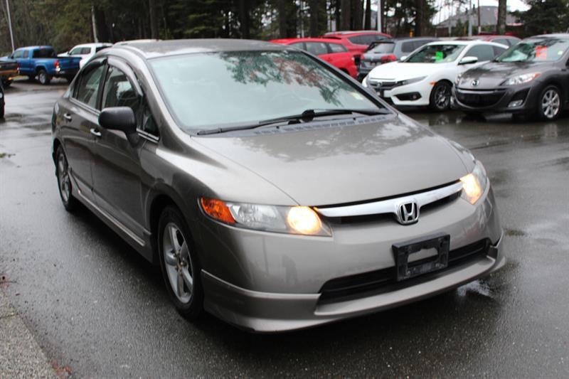 2008 Honda Civic Sdn 4dr Man #11426A
