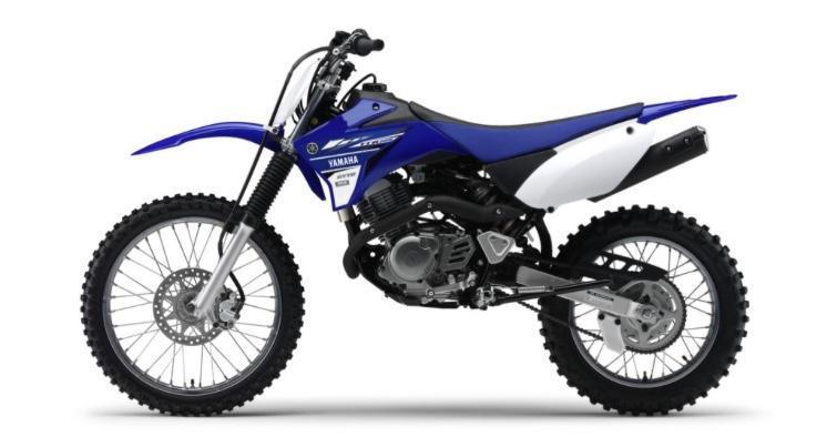 Yamaha TTR125 2017