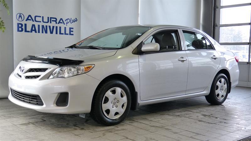 Toyota Corolla 2011 CE  ** UN SEUL PROPRIÉTAIRE ** #B84049
