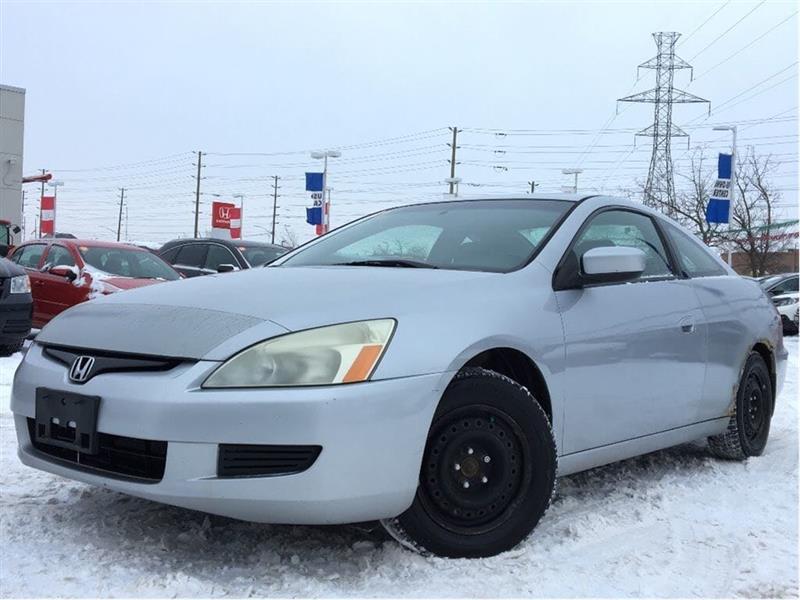 2003 Honda Accord Coupe EX #18-476A