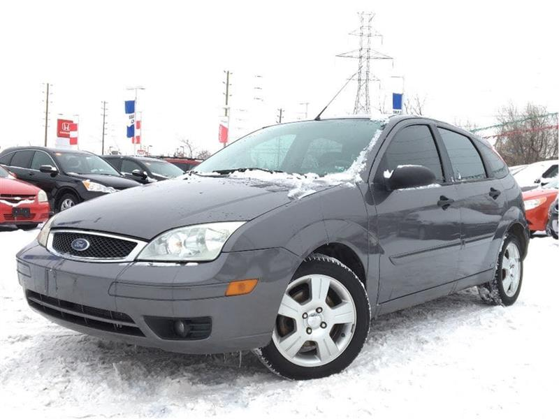 2007 Ford FOCUS SES #18-336AB