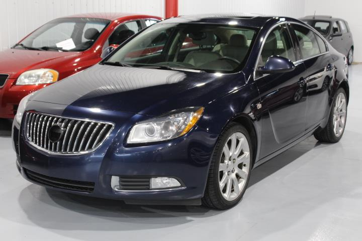 Buick Regal 2011 CXL TURBO 4D Sedan #0000000550