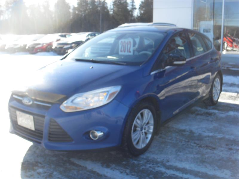 Ford Focus 2012 5dr HB SEL #H7786A