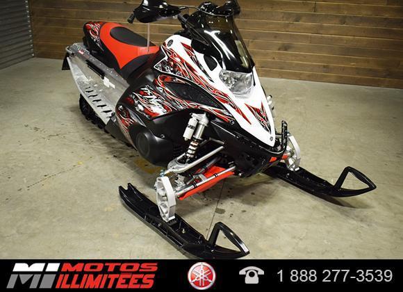 Yamaha FX Nytro 2011