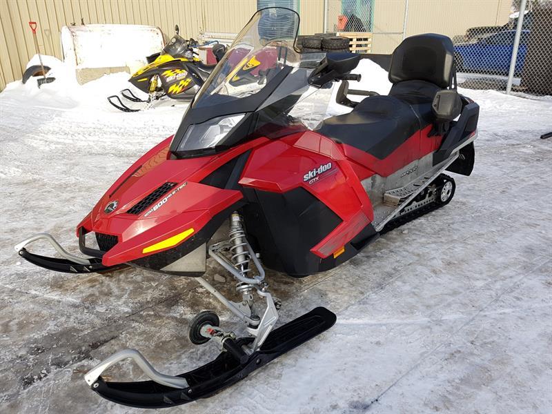 Skidoo GTX LE 600 HO E-TEC 2009