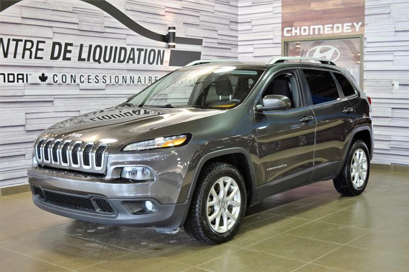 Jeep Cherokee 2015 North CAMERA +MAGS #171956A