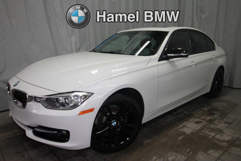 BMW 3 Series 2013 4dr Sdn 328i xDrive AWD 91.50/SEMAINE TAXES INCL  #u17-302