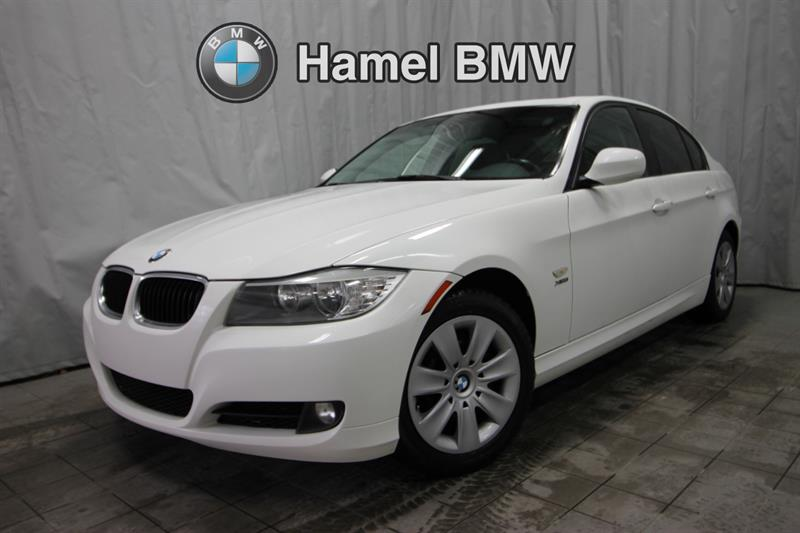 BMW 328i Xdrive 2011 berline #c18-001
