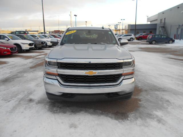 2017 Chevrolet Silverado 1500 4WD Double Cab 143.5 LT #MP-2419