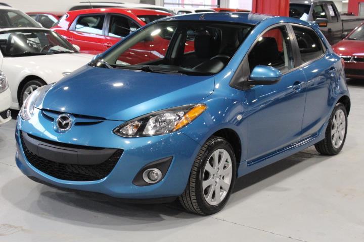 Mazda Mazda2 2011 GS 4D Hatchback 5sp #0000000567