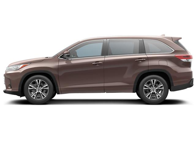 2017 Toyota Highlander Limited #HL17479