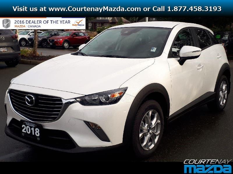 2018 Mazda CX-3 50th Anniversary AWD at #18CX31886