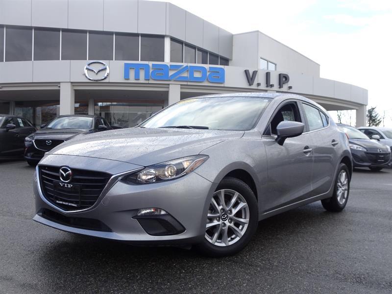 2016 Mazda MAZDA3 GS, AUTO #B7474