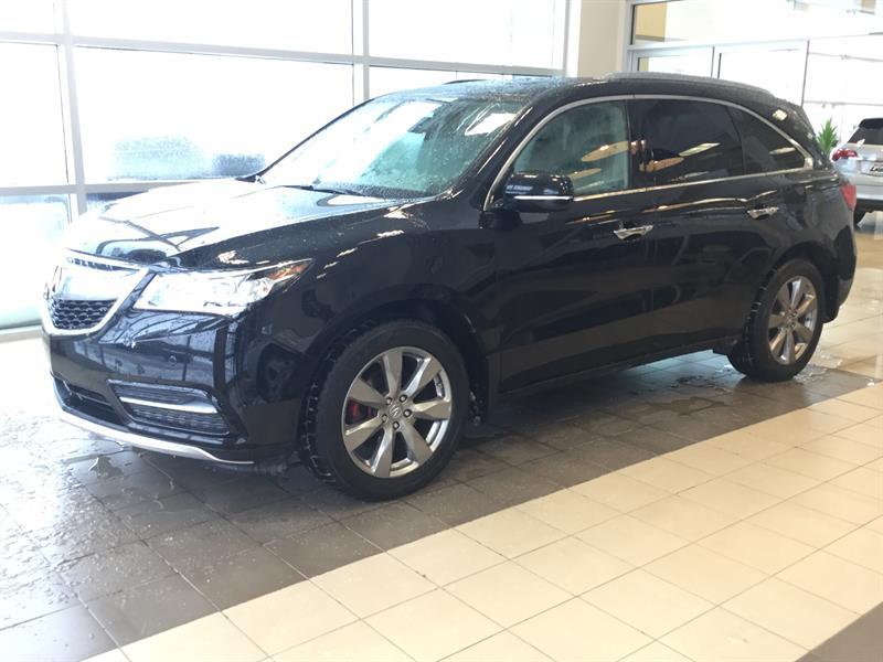 Acura MDX 2014 SH-AWD ** ELITE ** GPS  #PU5650