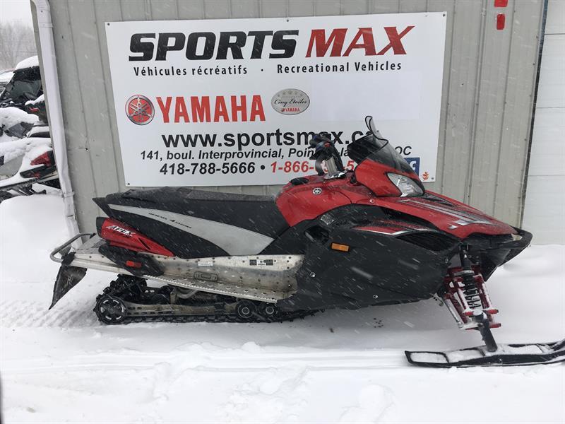 Yamaha Apex LTX 2009