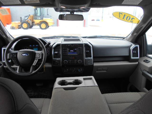 2017 Ford F-150 4WD SuperCrew #MP-2420