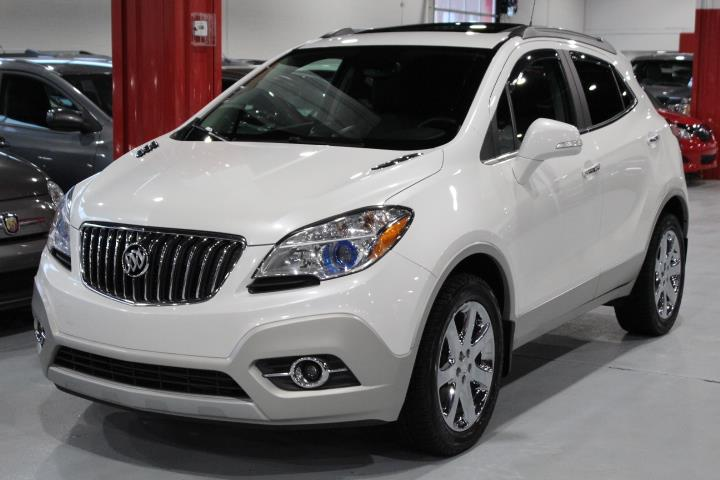 Buick Encore 2014 LEATHER 4D Utility AWD #0000000564