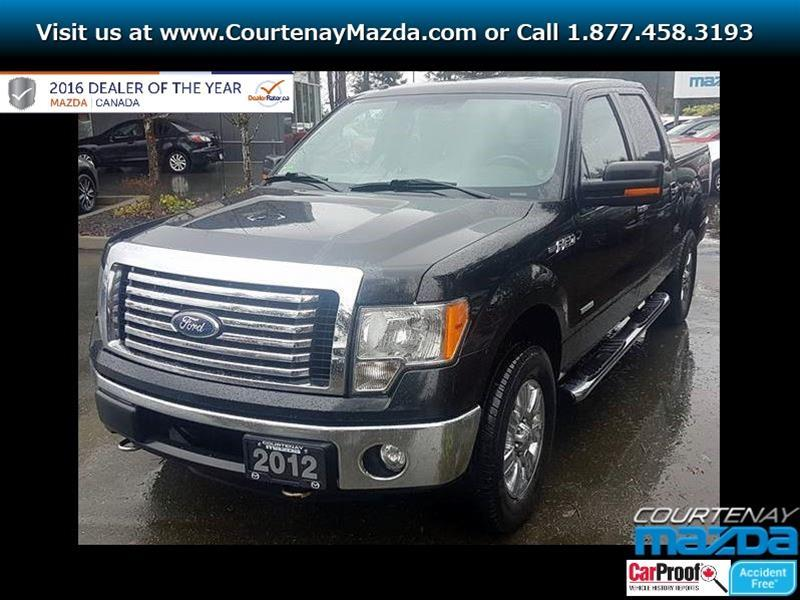 2012 Ford F150 XTR Supercrew 4WD #P4544