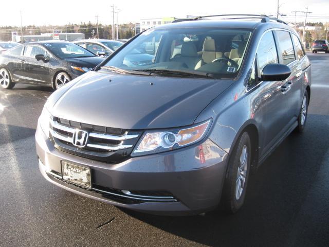2014 Honda Odyssey EX #H536T3