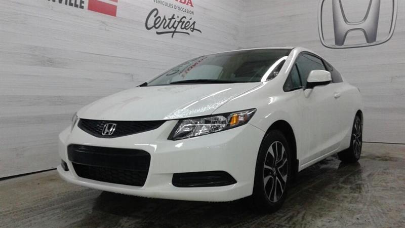 Honda Civic Coupe 2013 2 Portes Coupé Ex TOITS MAGS #U-0850