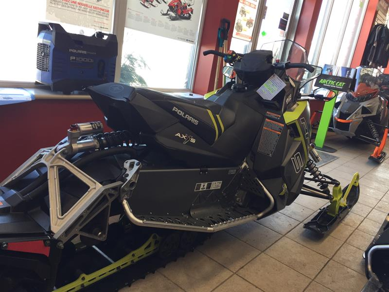 Polaris 800 Switchback PRO-S LE SC 2017