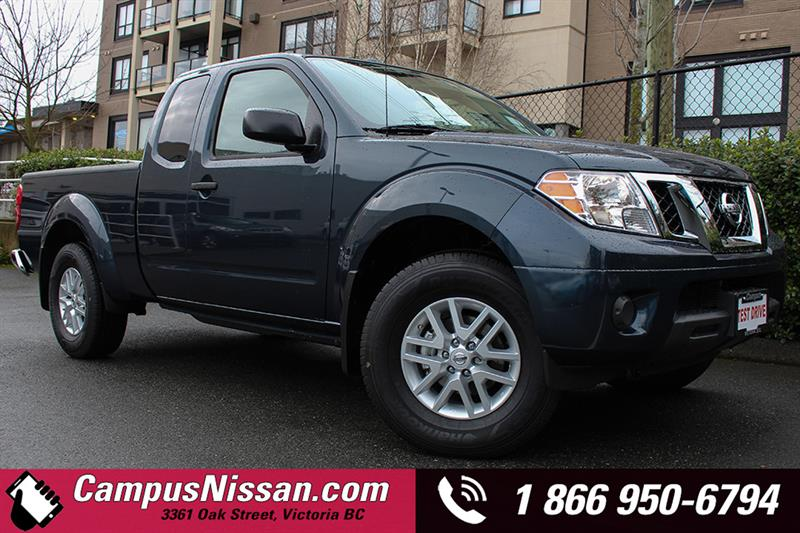 2018 Nissan Frontier King Cab Standard Bed 4x4 #D8-T063