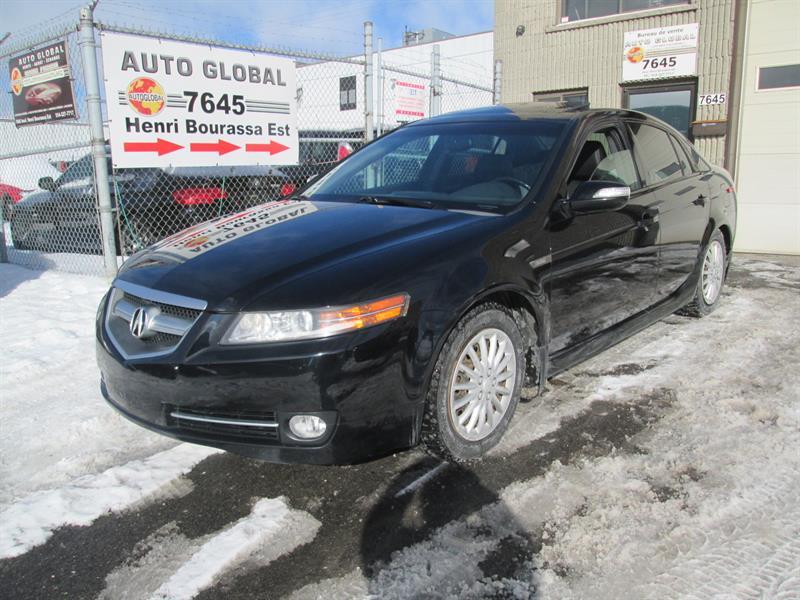 Acura TL 2008 V-6(3.2 LITRES)8 PNEUS AVEC MAGS,TRÉS PROPRE #18-035