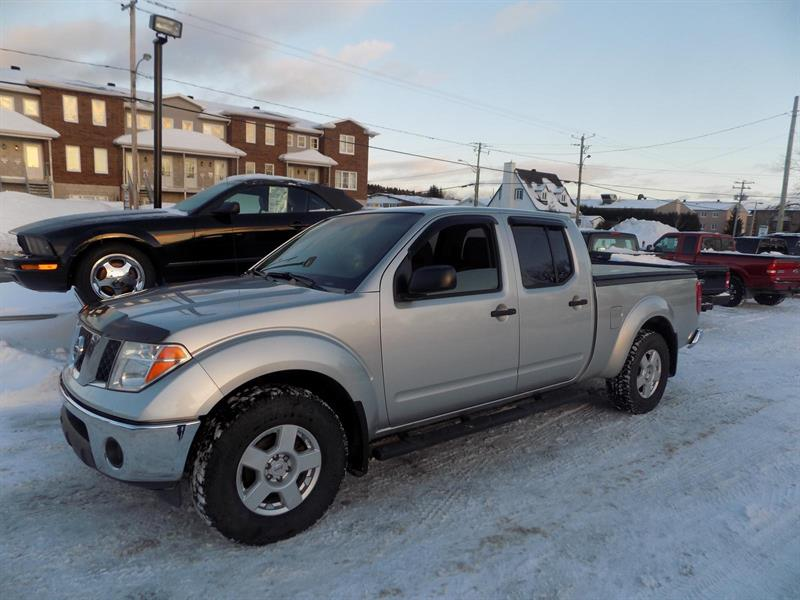 Nissan Frontier 2007 SE #AD5752