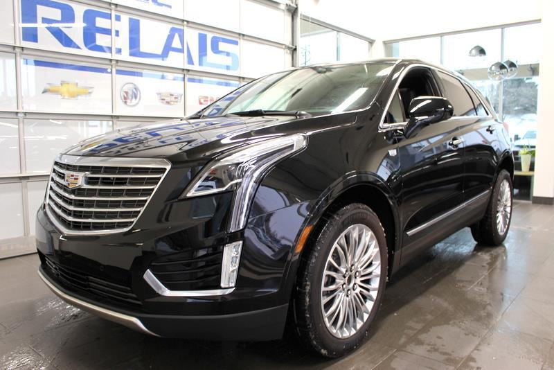 Cadillac XT5 2017 AWD 4dr Platinum #K728267