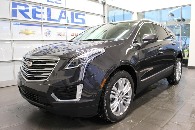 Cadillac XT5 2017 AWD 4dr Premium Luxury #K728234