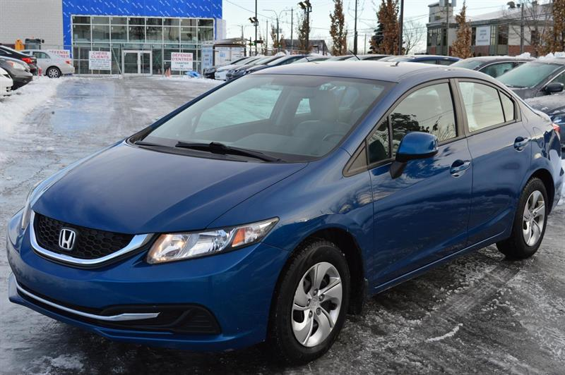 Honda Civic 2013 LX #U7932