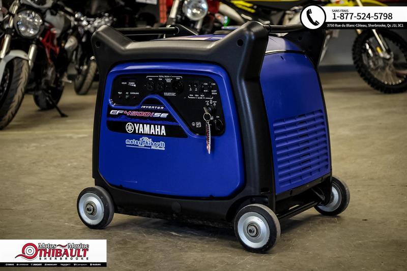 Yamaha EF4500ISE 2015