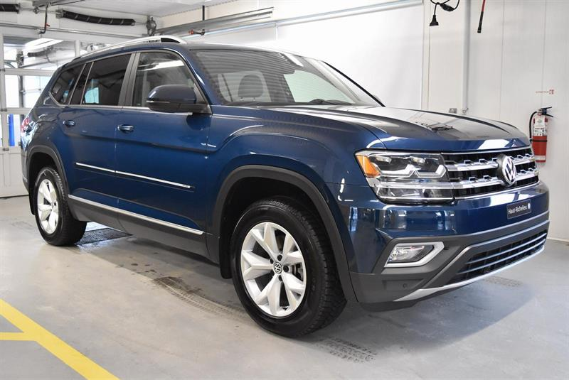 Volkswagen Atlas 2018 Highline 4 MOTION #80029