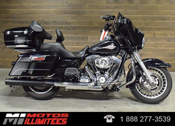 Harley Davidson FLHTC Electra Glide Classic 2012