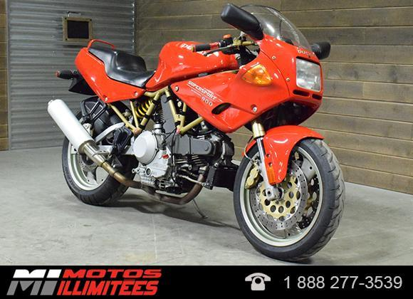 Ducati 900SS SuperSport 1995