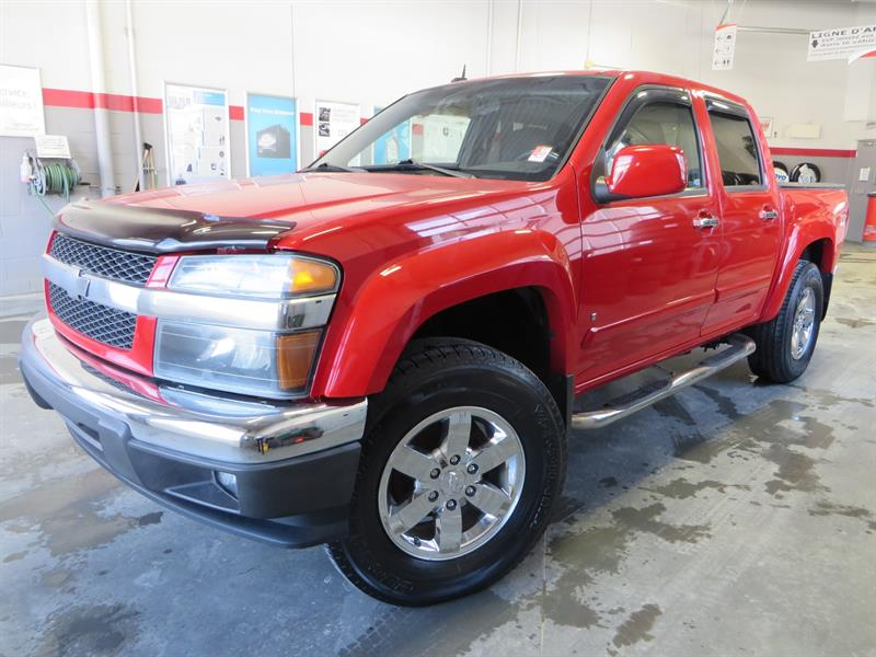 Chevrolet Colorado 2009 4WD Crew Cab LT Z-71 *EN EXCELLENTE CONDITION* #U7541A