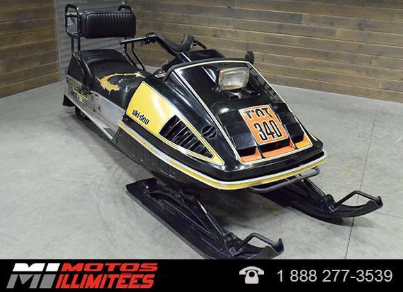Ski-Doo TNT 340 1977