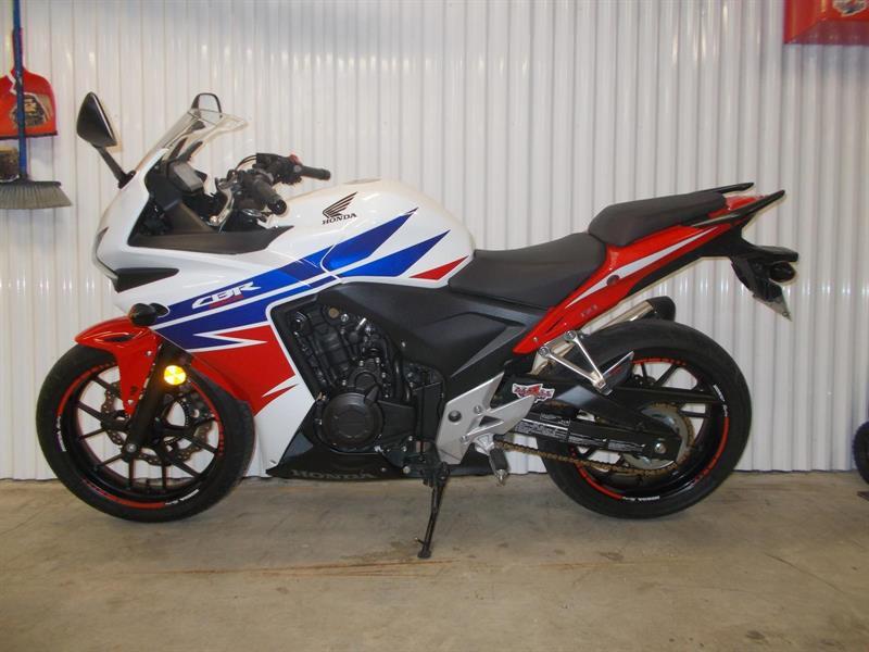 Honda CBR500 2014 ABS #000002