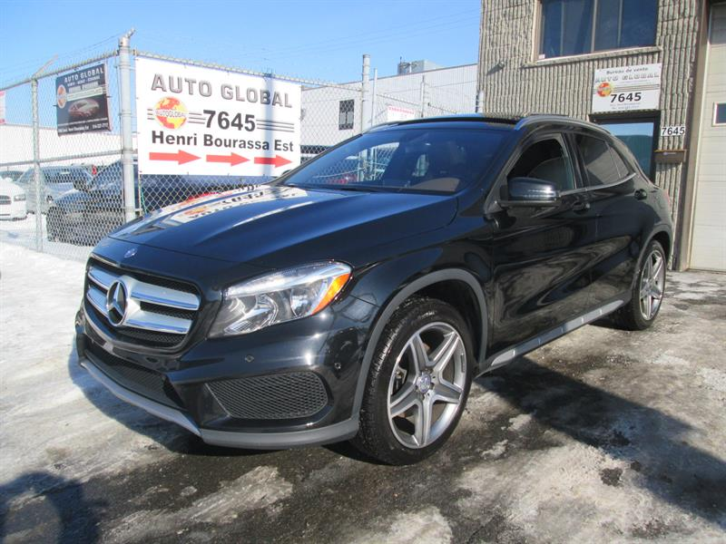 Mercedes-Benz GLA-Class 2015 4MATIC,GLA 250 ,(38 000)KM,TOIT PANO-NAVI,MAGS AMG #17-1416