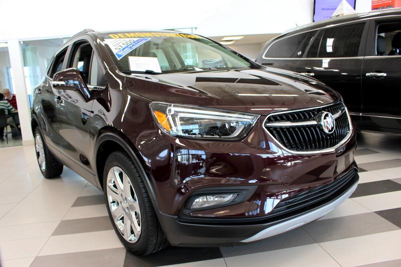 Buick Encore 2017 FWD 4dr Essence #B728067