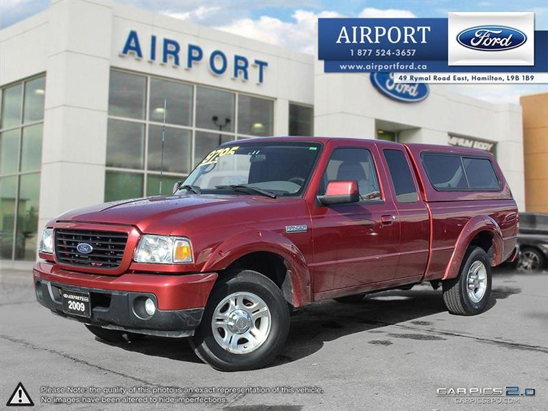 2009 Ford Ranger Sport 4X2 with only 142,309 kms #00H885