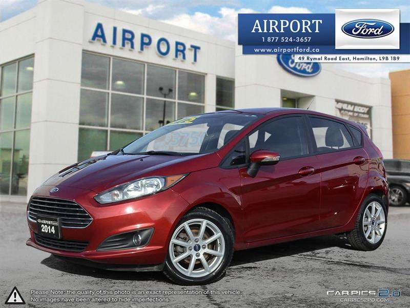 2014 Ford Fiesta SE Hatchback with only 107,860 kms #A80279